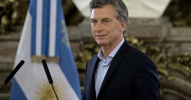 Argentina's president briefly hospitalized with arrhythmia