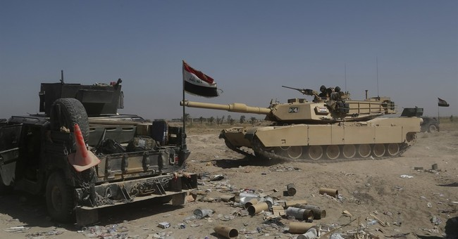 Iraqi military takes a slow approach in battle for Fallujah