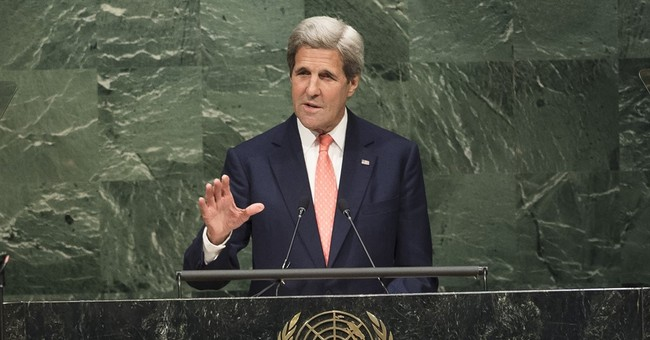 Kerry: Doctoring of State Dept video 'stupid and clumsy'