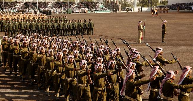 Jordan marks Great Arab Revolt centennial with parade