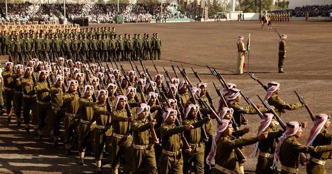 Jordan marks Great Arab Revolt centennial with parade