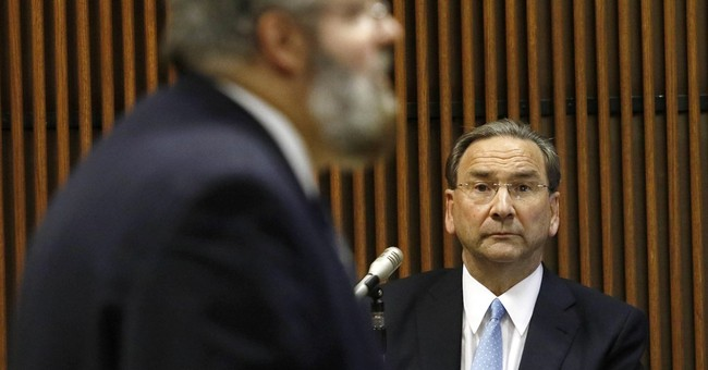 The Latest: Witness: Hubbard wouldn't do anything unethical