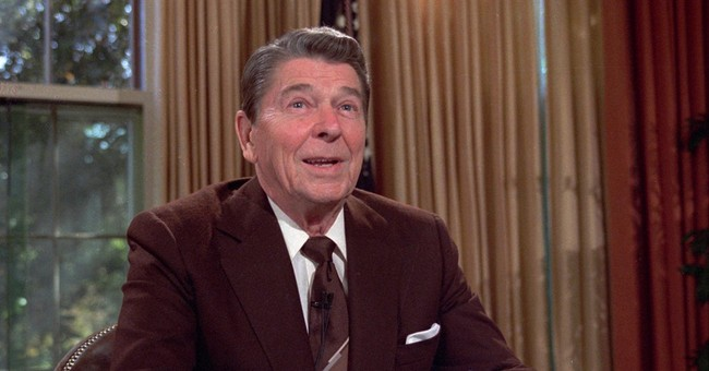 Paper urges readers to write-in Ronald Reagan over Trump