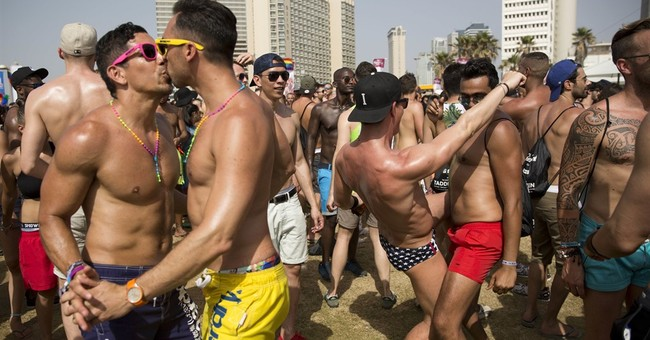 200,000 party at Tel Aviv Gay Pride Parade, region's biggest