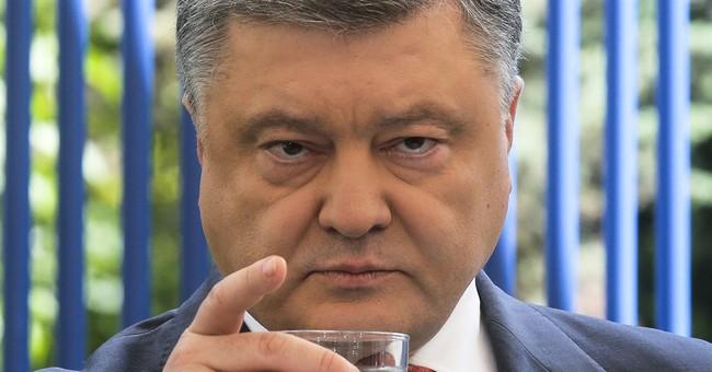 Ukrainian president condemns leak of journalist data