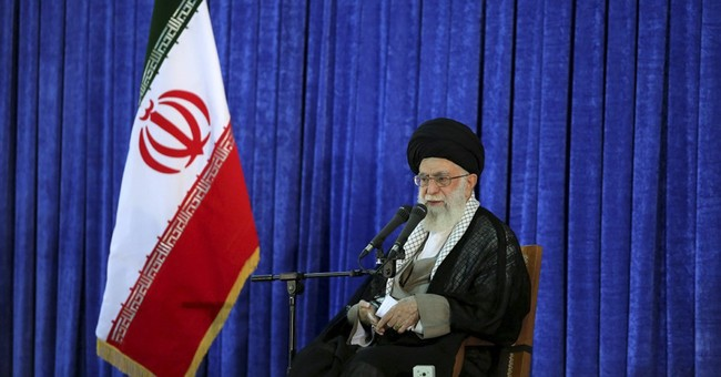 Iran's top leader rules out cooperation with US against IS