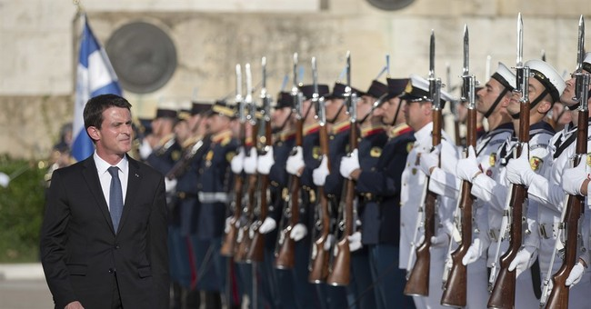 French prime minister promises Greece more help with reforms