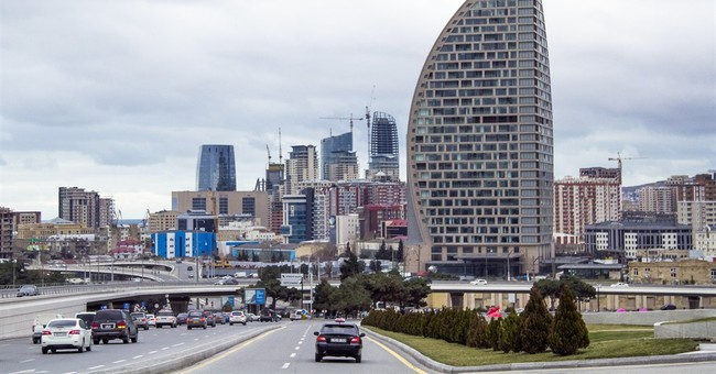 Tale of Trump and partner in Azerbaijan real estate project