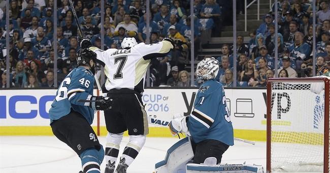Donskoi's winner in OT gives Sharks 3-2 win