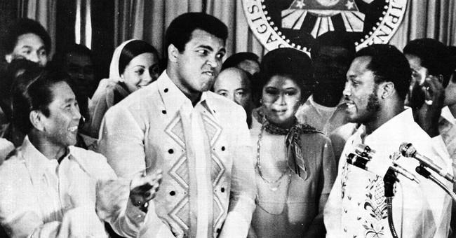 Ali's death rekindles memories of epic 'Thrilla in Manila'