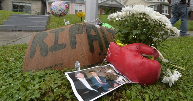 The Latest: Ali plea to free journalist was 'turning point'