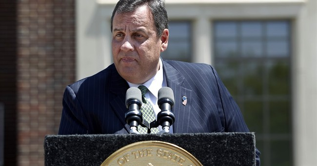 Chris Christie has Trump's esteem but is scorned at home