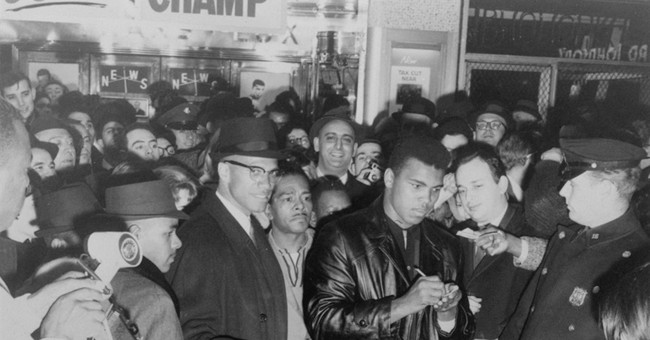 US Muslims draw inspiration from Ali's fight for his faith