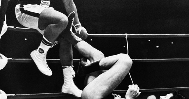 For Ali, there were times even The Greatest wasn't so great