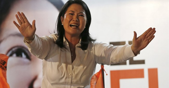 Ex-World Bank economist with narrow lead in Peru election