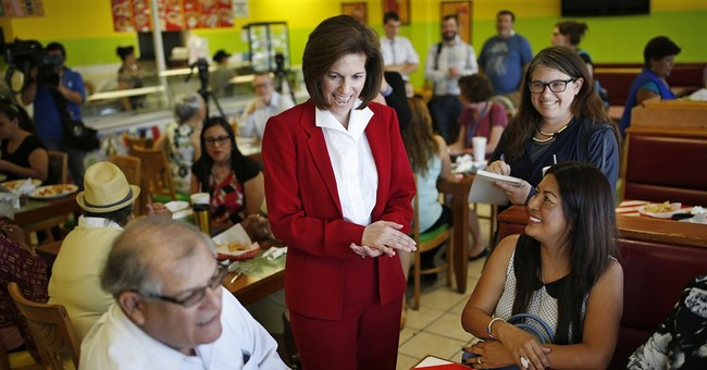 A battle royal shaping up for open Senate seat in Nevada