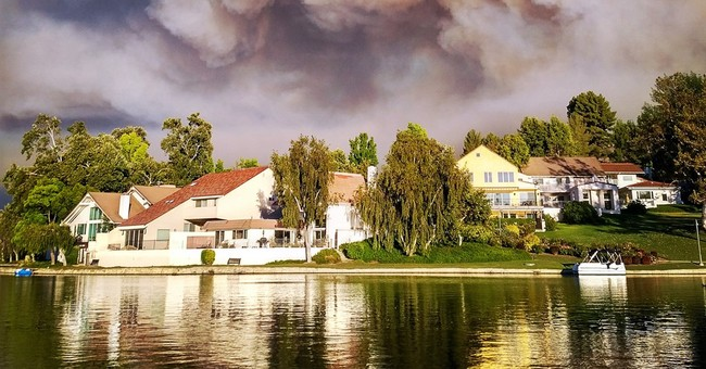 Latest: Evacuations ending for Southern California wildfire
