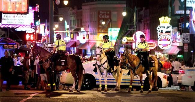 Memphis officer struck, killed after 3 shot in Memphis
