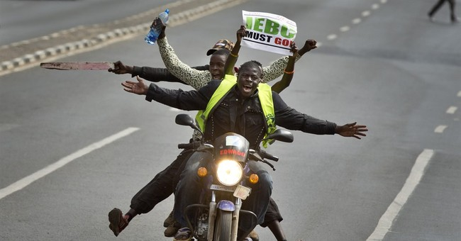 Kenya: 2 protesters killed in outcry over electoral body
