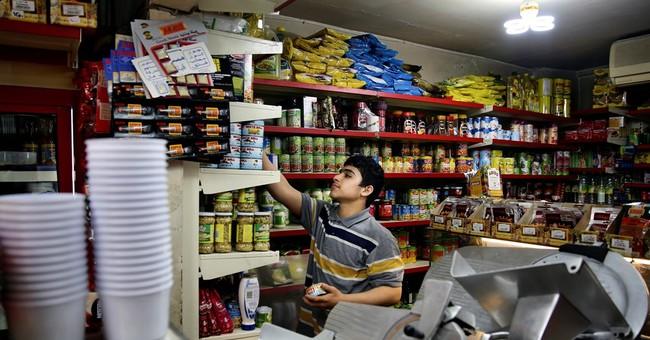 AP PHOTOS: Syrian children are breadwinners in Lebanon