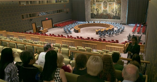 Best time to tour the UN? Not during an international crisis