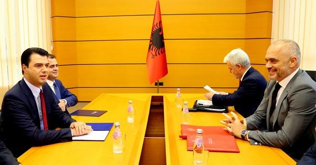 Albanian political leaders fail to agree on judiciary draft