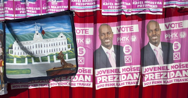 Haiti to redo both rounds of disputed presidential election