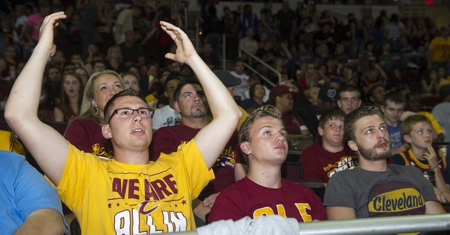 The Wait: Cleveland rocks, aches for sports championship