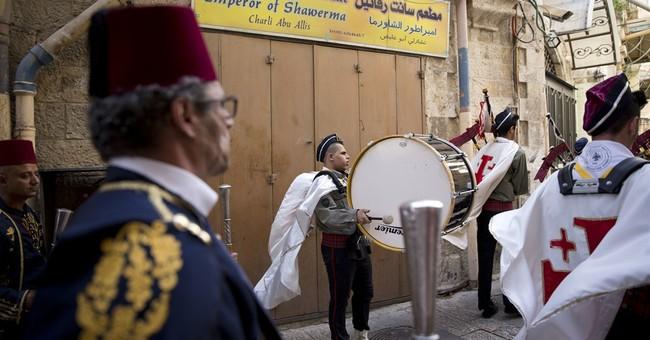 New Catholic custodian of Holy Land properties takes office