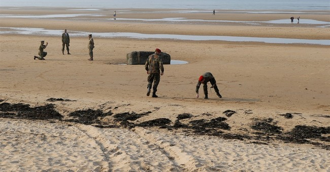 Vets, families remember Normandy D-Day landings, 72 years on