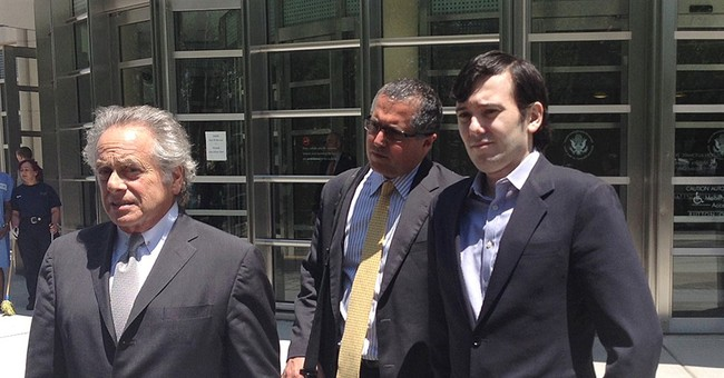 Pharma exec Shkreli pleads not guilty to securities fraud