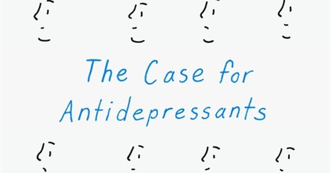 'Listening to Prozac' doctor: antidepressants work