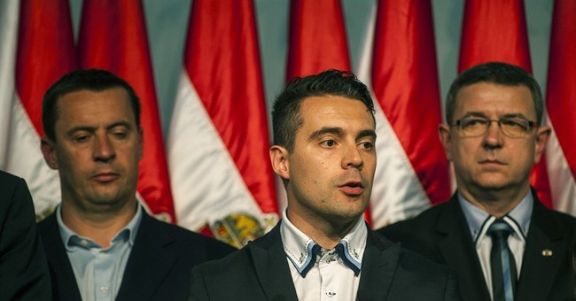 Hungary's far-right Jobbik party's leader strengthens power