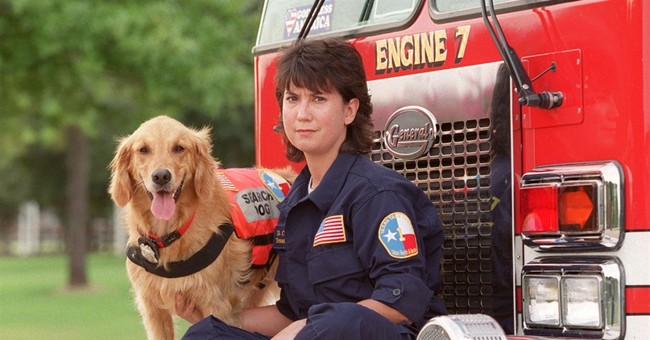Last known living 9/11 search dog dies in Texas at age 16