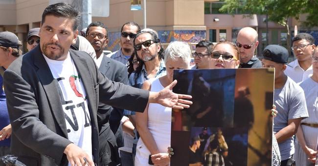 Advocates: Albuquerque police in Trump protest 'witch hunt'