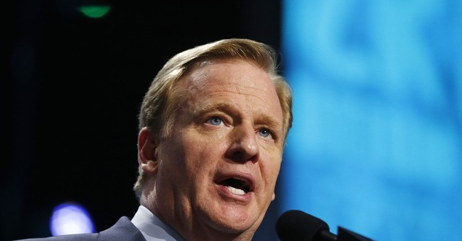 NFL, law enforcement looking into hacked tweet about Goodell