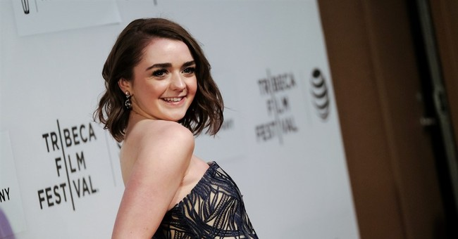'Game of Thrones' star Maisie Williams calls out newspaper