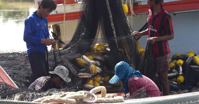 AP NewsBreak: EU pressures Thailand on fish, labor reform