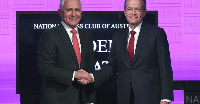 Leaders agree to Australia's first online election debate