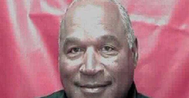 O.J. Simpson shown smiling in new prison photo