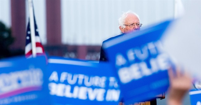 Sanders focus on California; Clinton has sufficient backing