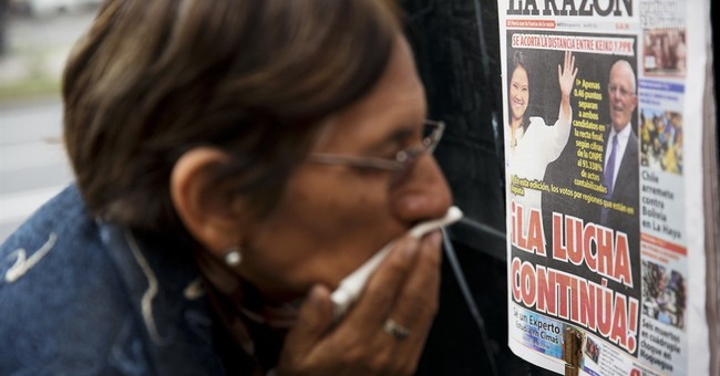 Patience wears thin as Peru vote count drags on