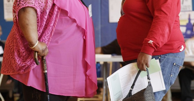 For the first time, more than 4 in 10 US women are obese