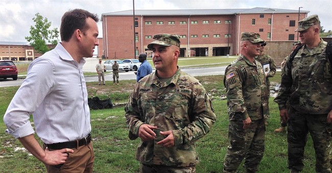 Army's new civilian leader on first visit to Fort Jackson