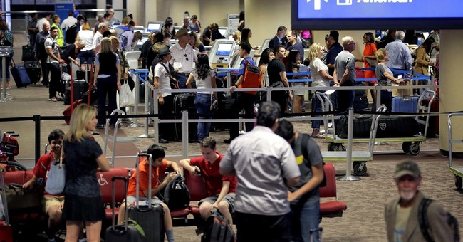 TSA chief says progress being made on shortening lines