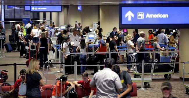 TSA chief says progress being made on shortening lines