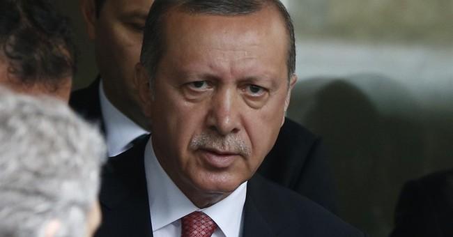 Turkey's president lifts lawmakers' immunity