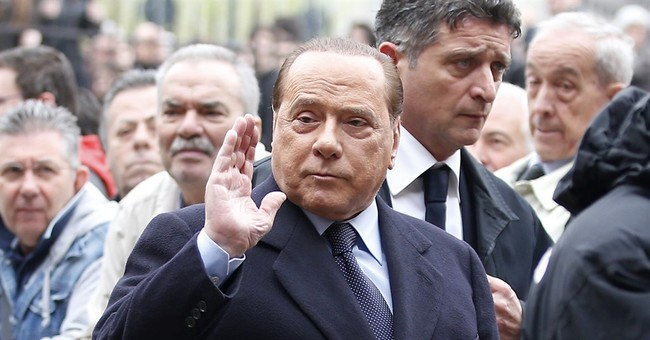 Berlusconi hospitalized after irregular heartbeat detected