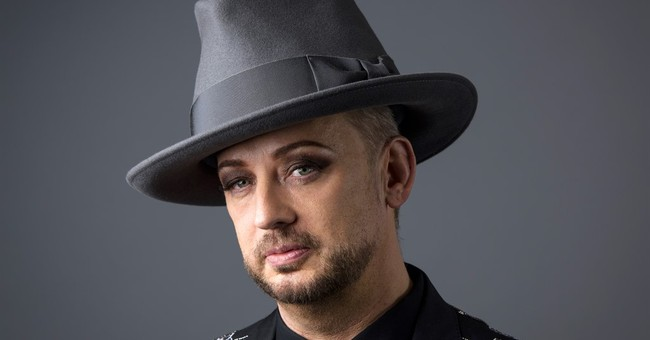Boy George on cooking, Culture Club, 'Celebrity Apprentice'