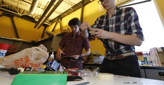 Colorado students build drone for Rwandan national park